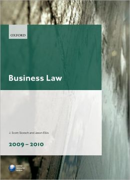 Business Law 2009-2010