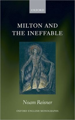 Milton and the Ineffable