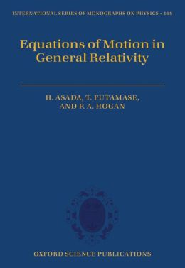 Equations of Motion in General Relativity