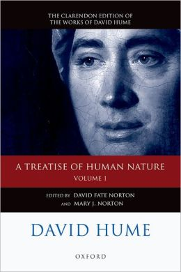 David Hume: A Treatise of Human Nature: Volume 1: Texts