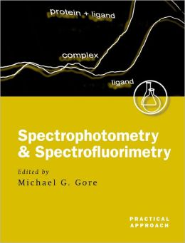 Spectrophotometry and Spectrofluorimetry: A Practical Approach