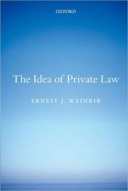 The Idea of Private Law
