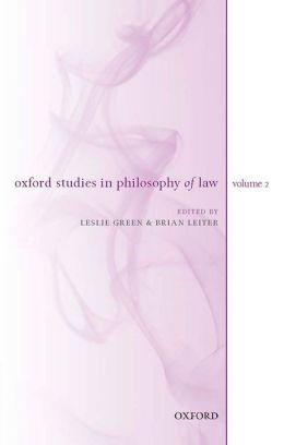 Oxford Studies in Philosophy of Law: Volume 2