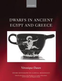 Dwarfs in Ancient Egypt and Greece