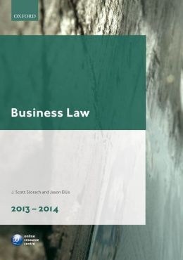 Business Law 2013-2014