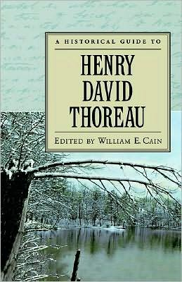 A Historical Guide to Henry David Thoreau