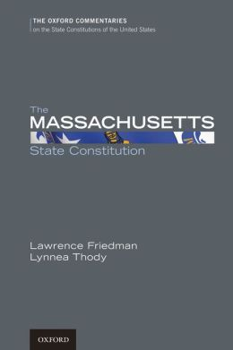 The Massachusetts State Constitution