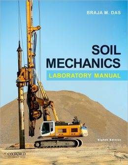 Soil Mechanics Laboratory Manual