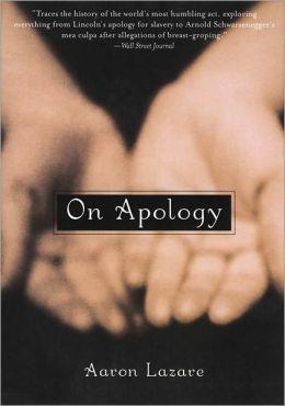 On Apology