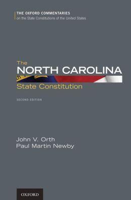 The North Carolina State Constitution