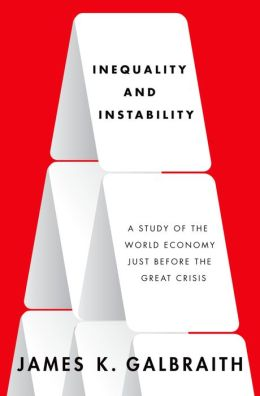 Inequality and Instability: A Study of the World Economy Just Before the Great Crisis
