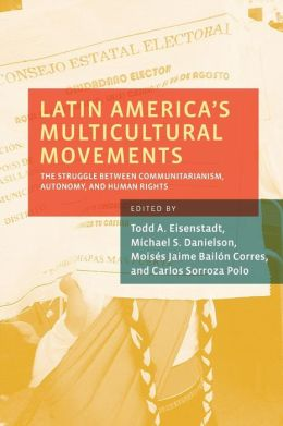 book cover: Latin America's Multicultural Movements