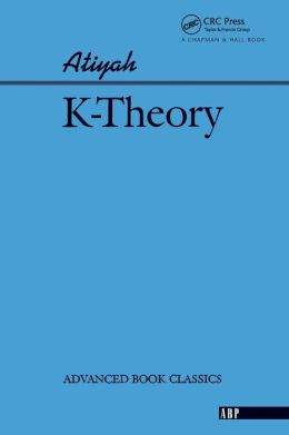 K-Theory (On Demand Printing Of 09394)
