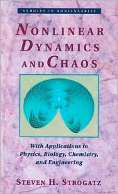 Nonlinear Dynamics and Chaos: With Applications in Physics, Biology, Chemistry, and Engineering