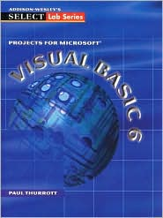 SELECT : Projects for Visual Basic 6.0