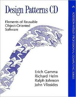 Design Patterns CD: Elements of Reusable Object-Oriented Software, (CD-ROM)