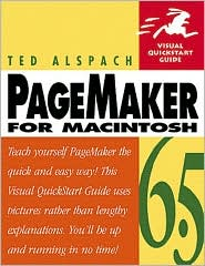 PageMaker 6.5 for Macintosh : Visual Quickstart Guide