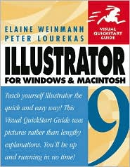 Illustrator 9 for Windows and MacIntosh : Visual QuickStart Guide