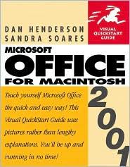 Microsoft Office 2001 for Macintosh: Visual QuickStart Guide