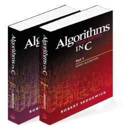 Algorithms in C, Parts 1-5 Set : Fundamentals, Data Structures, Sorting, Searching, and Graph Algorithms