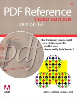 PDF Reference: Version 1.4, Third Edition