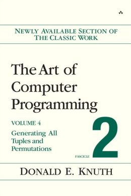 Art of Computer Programming, Volume 4, Fascicle 2: Generating All Tuples and Permutations