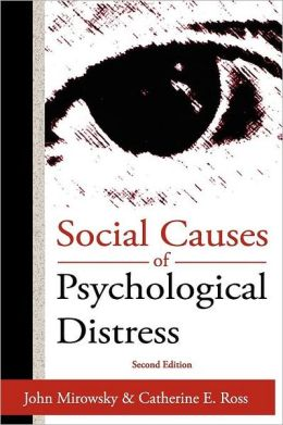 Social Causes of Psychological Distress: Second Edition