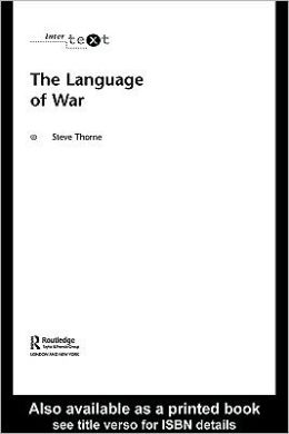 Language of War