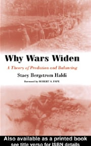Why Wars Widen