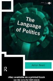 The Language of Politics