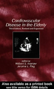Cardiovascular Disease In The Elderly, Third Edition, Revised And Expanded