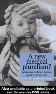 A New Medical Pluralism