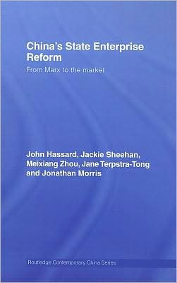 China's State Enterprise Reform