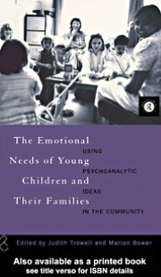 Emotional Needs of Young Children and Their Families