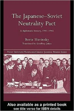 Japanese-Soviet Neutrality Pact
