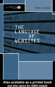 The Language of Websites