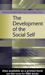 Development of the Social Self