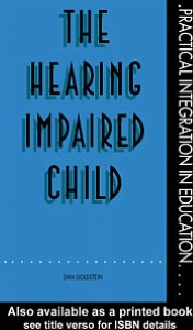 The Hearing Impaired Child