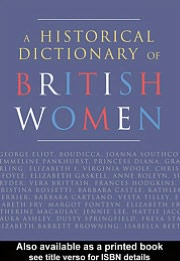 Historical Dictionary of British Women