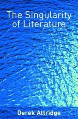 The Singularity of Literature