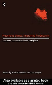 Preventing Stress, Improving Productivity