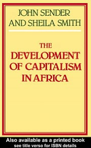 Develop Capitalism Africa