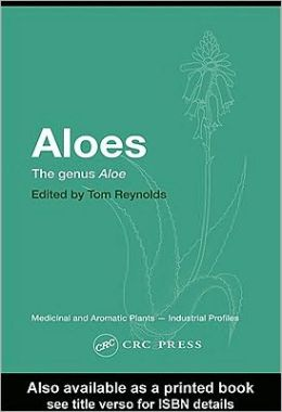 Aloes: The genus Aloes