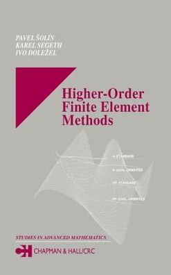 Higher-Order Finite Element Methods