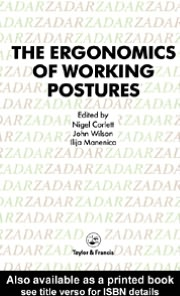 Ergonomics Of Working Postures