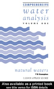 Comprehensive Water Analysis