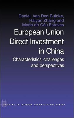 EUROPEAN FOREIGN DIRECT INVESTMENT IN CHINA