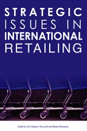 Strategic Issues in International Retailing