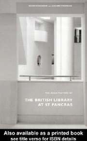 Architecture of the British Library at St. Pancras