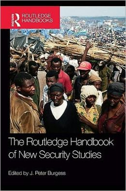 Handbook of New Security Studies
